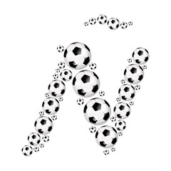 FOOTBALL, SOCCER ABC -