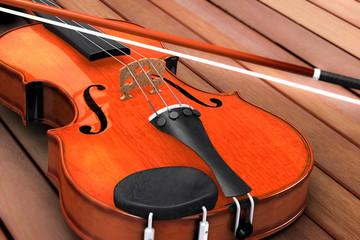 Violin 3D Rendering