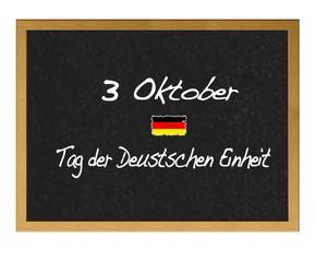 Alemania, 3 de Octubre.