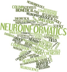 Word cloud for Neuroinformatics
