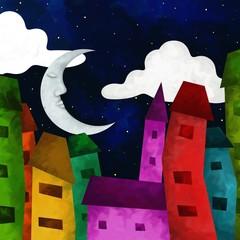 casette di notte