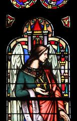 Angel, St Germain-l'Auxerrois church, Paris