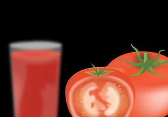 succo di pomodoro