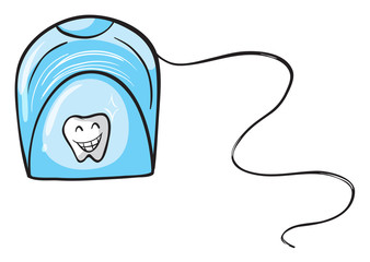 A tissue holder