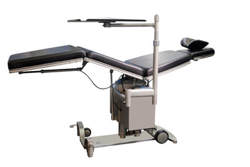 a medical bed