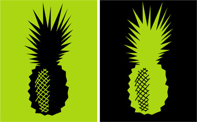 Pineapple icons