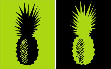 Pineapple icons