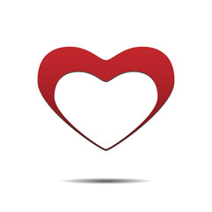 Heart of love .eps10