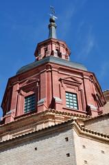 Cúpula de la iglesia de los Jesuitas, Alcalá de Henares (Madrid)