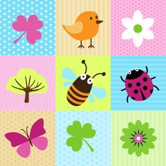 Spring Cartoons