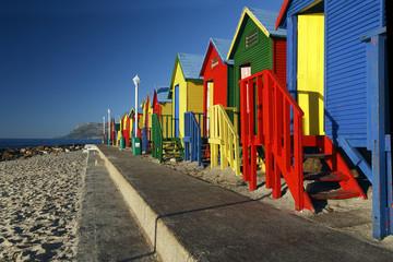 St. James Beach Huts