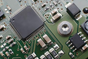 コンピューターの基盤