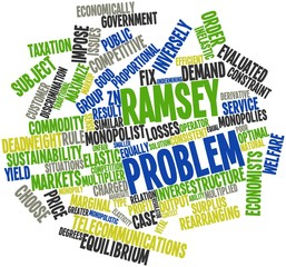 Word cloud for Ramsey problem