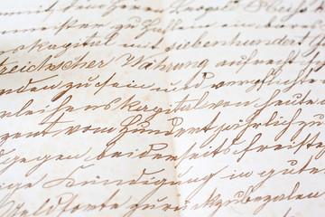 alte Handschrift