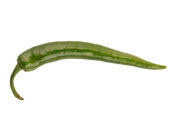 Grüne Peperoni