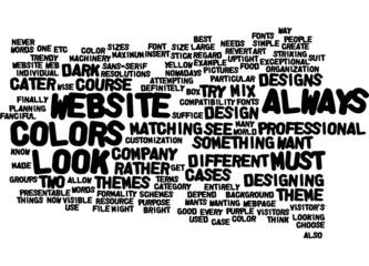 Website Customization Concept
