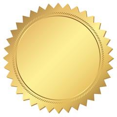 Zertifikat GOLD