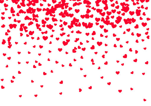 Herzkonfetti