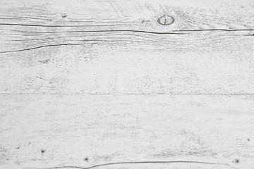 Parquet - white wood Fotobehang