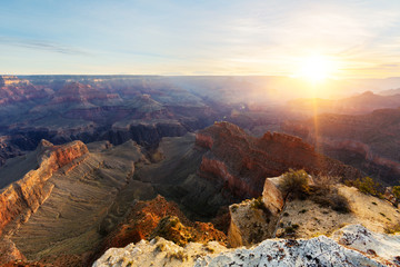 Photo sur Plexiglas Cappuccino Grand Canyon