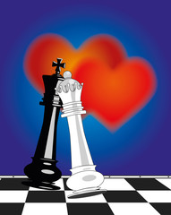 Valentine's Day and chess
