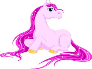 In de dag Pony magic pony