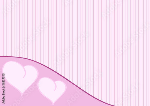 Sfondo Cuori Rosa Stock Image And Royalty Free Vector Files On