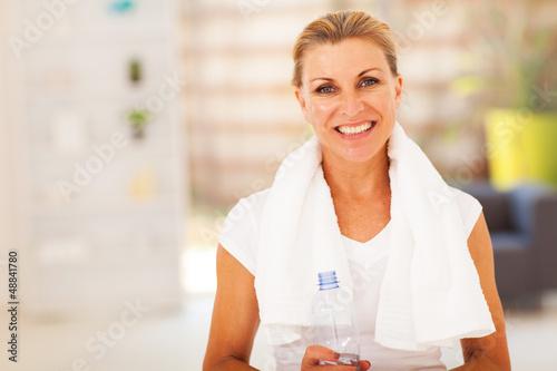 фото женщины после 40