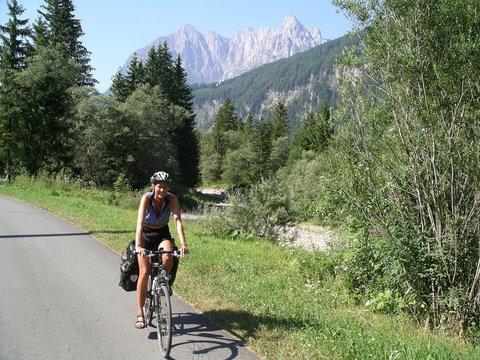 Radtour Mozartradweg
