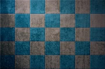Grunge Hintergrund - Steinplatten Grau und Blau