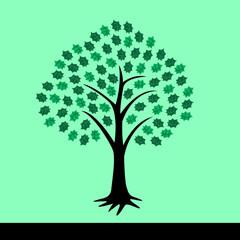 Vector tree.