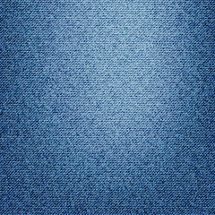 Blue Jeans Denim Fabric Texture