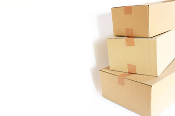 Moving shipping cardboard box 引越し