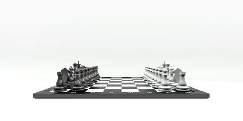 Schach, Schabrett, Spiel, Figuren
