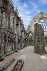 Ruined Abbey, Palace of Holyroodhouse, Edinburgh