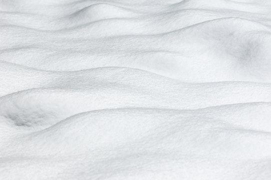 Snow Texture - Wave pattern