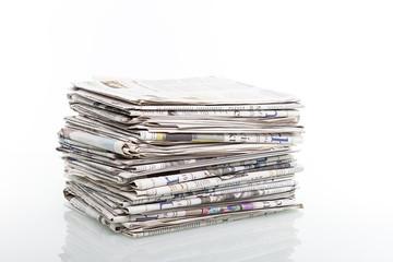 alte Tageszeitungen