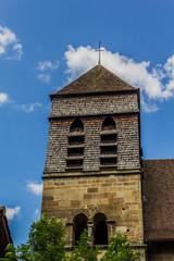 Clocher de l'église de Saint-Chef