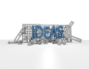 mechanical ideas construction kit