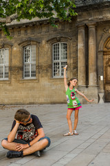Enfants à Aix en Provence