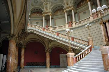 intérieur Athénée Palace Bucarest