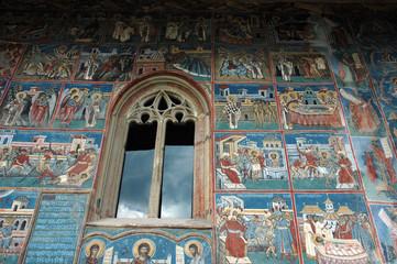 Monastère Bucovine
