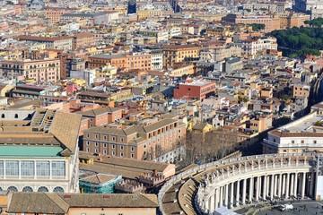 Palazzo apostolico e colonnato di San Pietro
