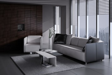 Awesome Modern Interior Living Room   Architecture