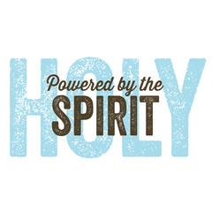 Vintage Christian design – Spirit