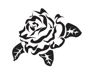 Rose . icons .tattoo .