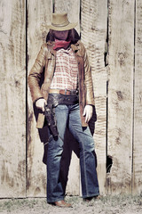 cowgirl vintage style