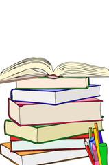 Libri e colori