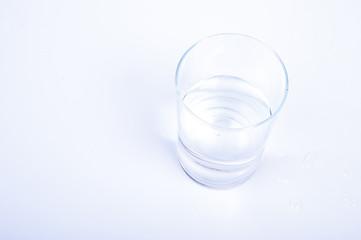 Half water glass