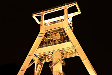 Coal Mine Head Tower